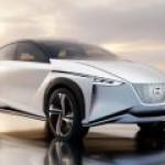 Nissan наконец сориентировался в трендах и представил небольшой EV-внедорожник