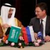 Новак и аль-Фалех подписали программу сотрудничества в сфере энергетики