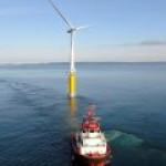 Shell решила купить пионера плавучей ветроэнергетики