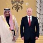 СМИ: конкуренцией между Россией и Саудовской Аравией вновь может обостриться