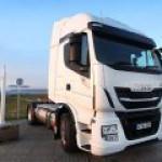 Новая эра: впервые европейская компания грузоперевозок получит 500 СПГ-Iveco