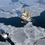 Коэффициент налоговых вычетов для ГРР на шельфе Арктики может вырасти