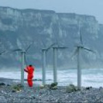 Постоянные поломки ветротурбин стали серьезной проблемой
