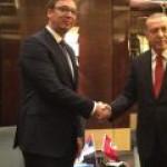 """Вучич и Эрдоган обсудят """"геостратегический вопрос"""" – """"Турецкий поток"""""""