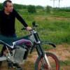 Россиянин изобрел конкурентоспособный электромотоцикл