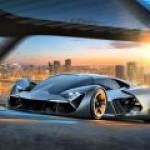 Lamborghini и MIT создали суперэлектрокар нового поколения