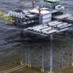 "Проект ""Левиафан"" до сих пор не восстановил добычу газа"