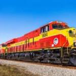 Первая в США железнодорожная компания полностью перешла на СПГ-топливо