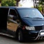 Mercedes представил обновленную модель Vito – электрическую версию