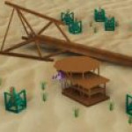 Xodus придумала оригинальный способ утилизации старых шельфовых платформ