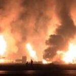 Взорван один из двух главных нефтепроводов Колумбии