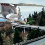 Российская команда Hoversurf создает необычный пассажирский аэромобиль