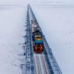 Самая северная в РФ железная дорога соединит Ямал с Севморпутем
