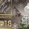 Группа Компаний «ТЕХНОТЭК» поздравляет вас с наступающим Новым Годом!