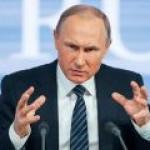 Путин: Такого кризиса мирового энергорынка еще не было