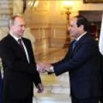 Россия и Египет подписали акты о начале работ на сооружение АЭС