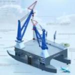 Китай строит для голландцев самый большой в мире плавучий суперкран