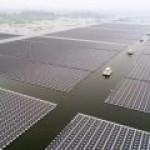 В Китае строится крупнейшая в мире плавучая солнечная электростанция