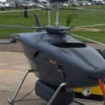 Арктический вертолет-беспилотник VRT300 представили российскому вице-премьеру Рогозину