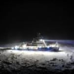Первый в мире СПГ-ледокол приступил к исполнению обязанностей
