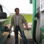Бензин в Белоруссии в этом году подорожал в десятый раз