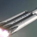 SpaceX постигла крупная неудача с тяжелым разгонным блоком Falcon Heavy