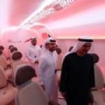 Virgin Hyperloop One представила интерьер пассажирской капсулы