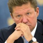 """Миллер предложил Киеву хорошие условия, но тот """"крутит носом"""""""