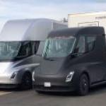 Растет число заказов на еще не выпущенные электротягачи Tesla Semi
