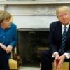 """Немецкие СМИ: Меркель ждет нагоняй от Трампа – за """"Северный поток-2"""" в том числе"""
