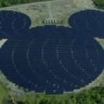Диснейлэнды переходят на солнечную энергию
