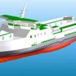 Электропаром E-ferry получит крупнейший в мире судовой аккумулятор