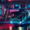 Volvo решила проблему ночного вывоза мусора в городах Европы