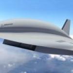 Boeing ведет разработку гиперзвукового пассажирского самолета