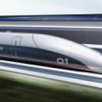 Рискнуть и прокатиться на Hyperloop будет можно уже в этом году