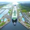 Юбилейным судном Панамского канала стал газовоз из США