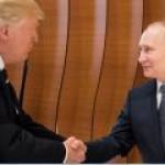 Путин и Трамп, похоже, договорились об условиях сохранения транзита газа через Украину