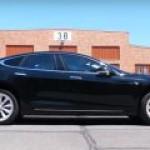 Tesla Model S превратили в самый быстрый бронеавтомобиль в мире