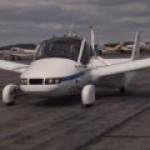 """Стартап Volerian представил летающий автомобиль с """"машущими"""" крыльями"""