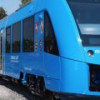 Первые в мире водородные поезда вышли на линии ФРГ