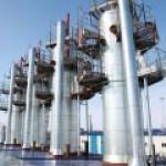 """Газпром"" поставил восьмилетний рекорд добычи газа"