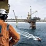 Дания теряет 25-летний статус нетто-экспортера нефти