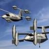Многовинтовой вертолет с гибридным двигателем создают в РФ
