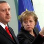 Эрдоган и Меркель осадили Трампа в вопросе поставок газа из РФ