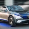 Mercedes-Benz представил первый из четырех новейших электрокаров серии EQ