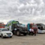Участники автопробега «Газ в моторы» узнали о китайской технологии создания СПГ-топлива
