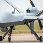 Американский военный беспилотник впервые поразил воздушную цель