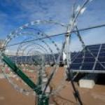 В Чернобыле заработал первый солнечный парк