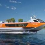 В РФ создадут первое судно со складными подводными крыльями
