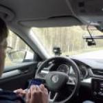 Беспилотники на дорогах РФ можно будет узнать по новому знаку